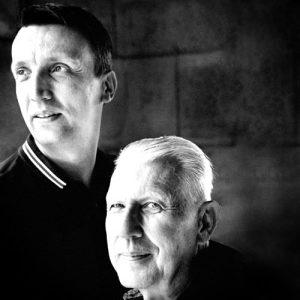 Steven Bogaerts en Willy Bogaerts
